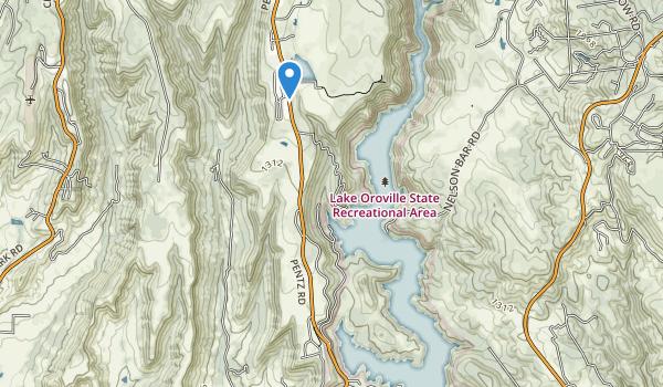 Lime Saddle Memorial Park Map