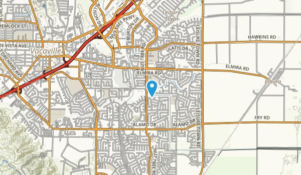 Nelson Park Map