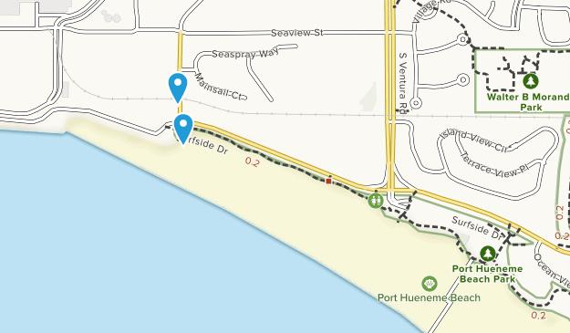 Best Trails In Port Hueneme Beach Park California Alltrails
