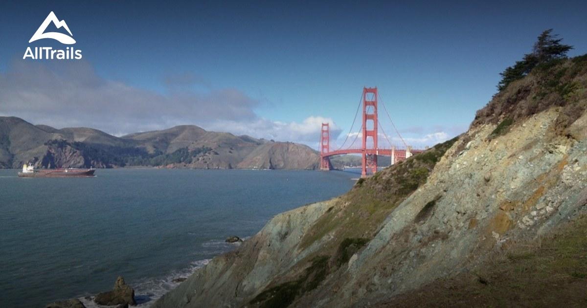 Best Trails In Presidio Of San Francisco California