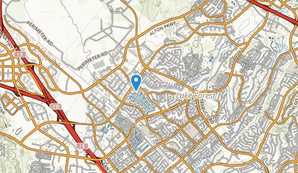 Serrano Creek Community Park Map