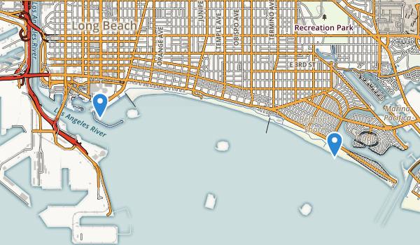 Shoreline Aquatic Park Map