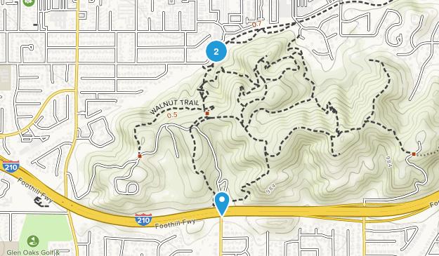 South Hills Park Map
