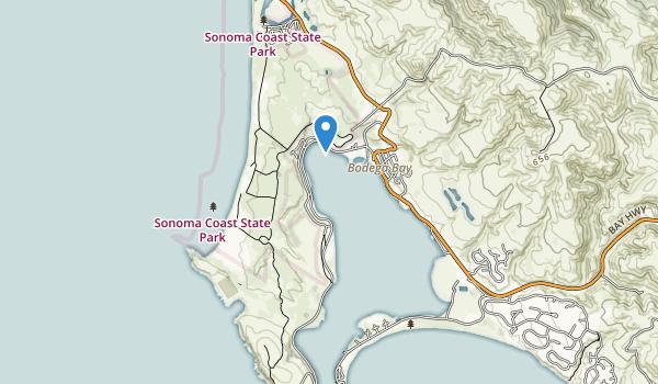 Westside Regional Park Map