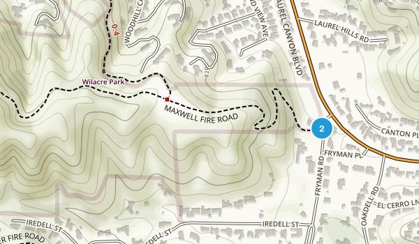 Wilacre Park Map