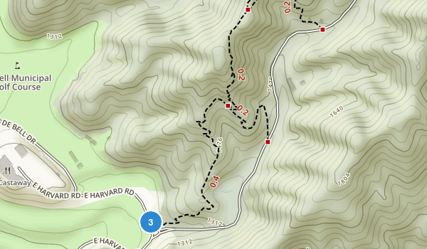 Wildwood Canyon Park Map