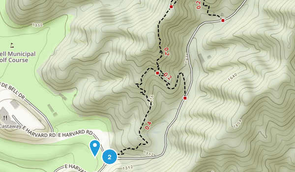 Wildwood Canyon Park Map