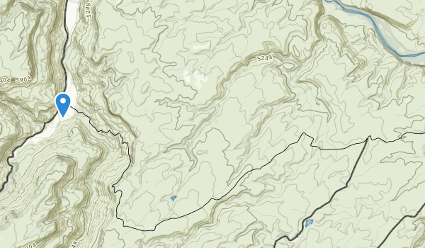 trail locations for Cactus Park