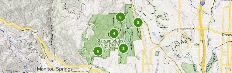Best Trails In Garden Of The Gods Colorado Alltrails