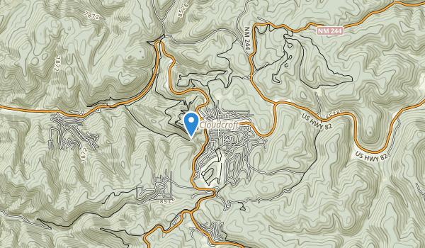 Zenith Park Map