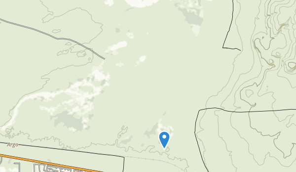 Fernley Wildlife Management Area Map