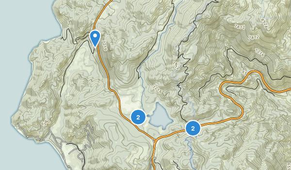 Spooner Lake Management Area Map