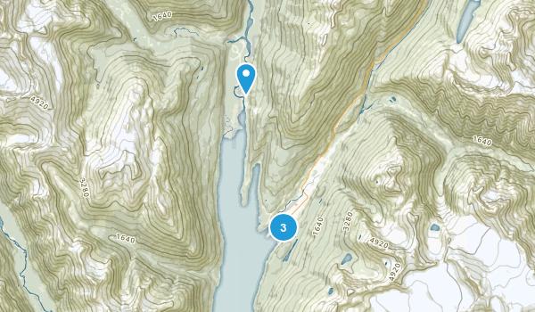 Klondike Gold Rush National Historical Park Map