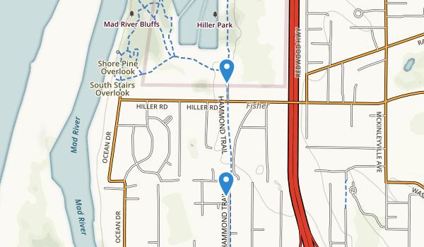 Hiller Park Map