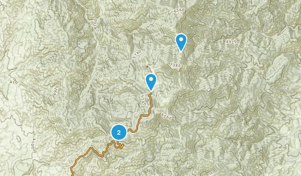 Bogus Basin State Park Map