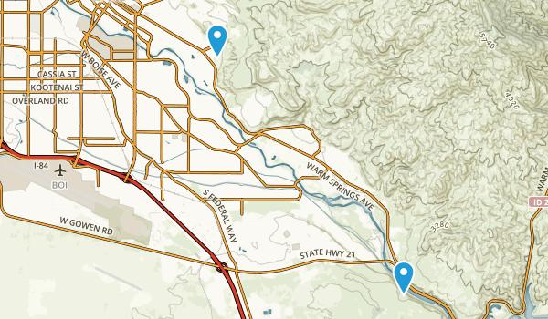 Ivywild Park Map