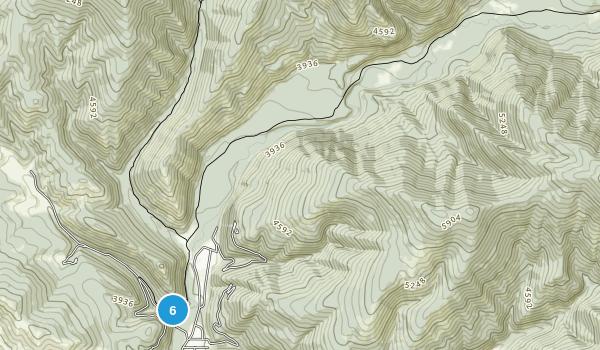 Rattlesnake National Recreation Site Map