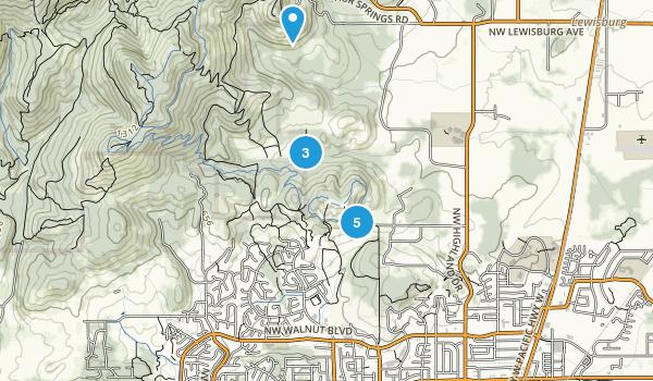 Chip Ross City Park Map