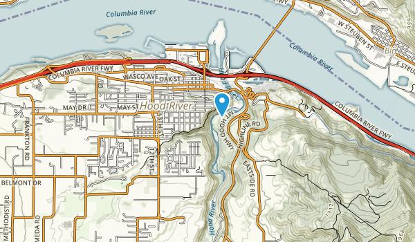 Eliot Park Map