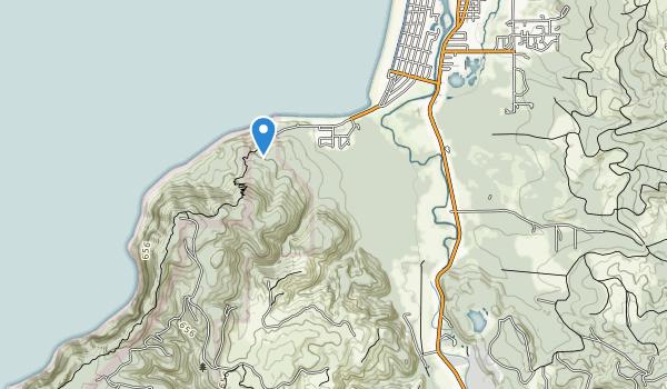 trail locations for Elmer Feldenheimer State Park