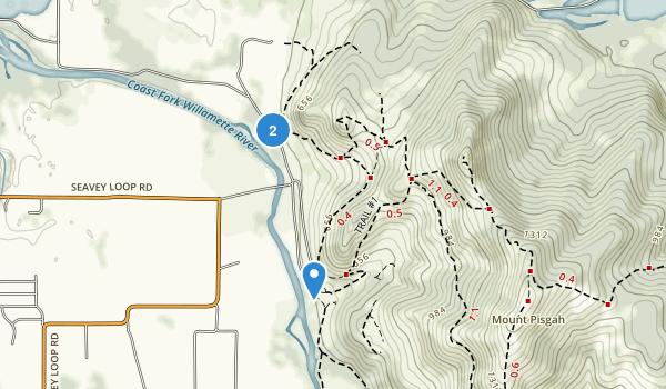 Howard Buford County Park Map
