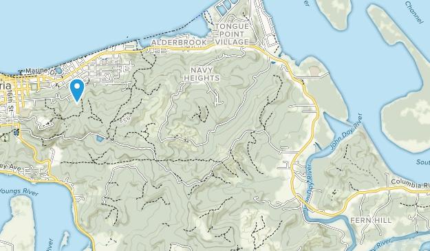 John Day County Park Map