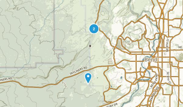 Shevlin Park Map