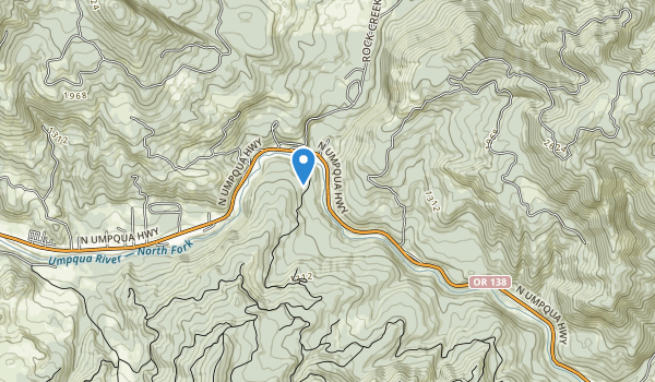 Swiftwater Park Map