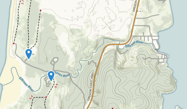 trail locations for Westlake County Park