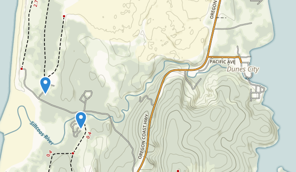 Westlake County Park Map