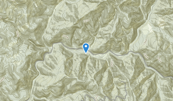 Yellowbottom Recreation Site Map