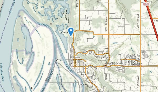 Abrams Park Map