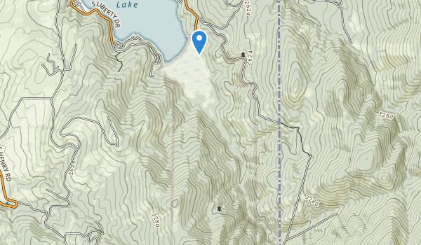 Liberty Lake Regional Park Map