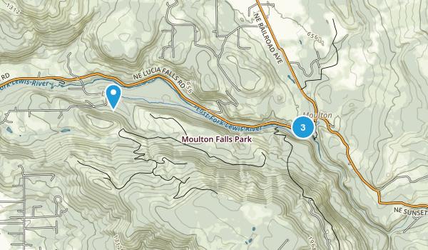 Moulton Falls Park Map