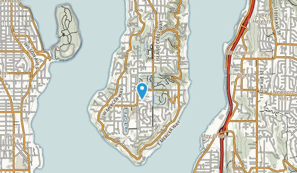 Pioneer Park Map