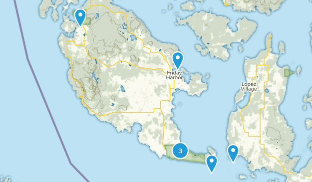 Best Trails in San Juan Island National Historical Park ... on seattle map, lopez island map, camano island map, caribbean islands map, bainbridge island map, oak harbor, orcas island map, strait of juan de fuca map, spieden island, whidbey island map, sucia island map, puget sound map, lopez island, point roberts, san juan county, barnes island, washington islands map, shaw island, canoe island, whidbey island, olympic peninsula map, strait of juan de fuca, blakely island, satellite island, hawaii islands map, vashon island map, bermuda islands map, lummi island map, roche harbor, friday harbor map, camano island, fidalgo island map, allan island, vancouver island map, friday harbor, battleship island, gulf islands, patos island map,