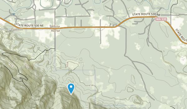 Squire Creek Park Map