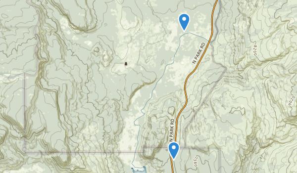 John D Rockefeller Junior Memorial Parkway Map