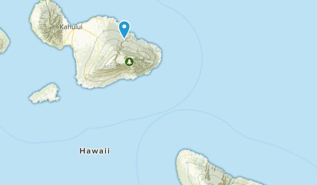 Kamehameha Park Map