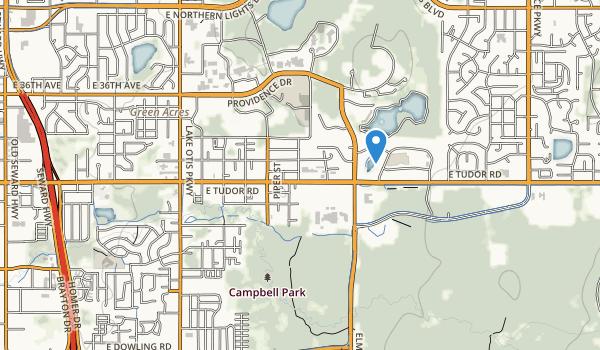 Campbell Creek Park Map