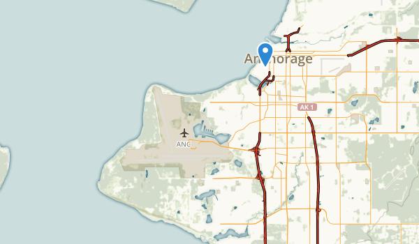Kincaid Park (historical) Map