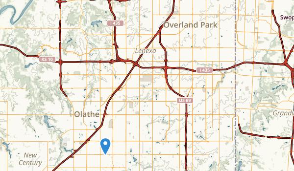 Santa Fe Commons Park Map