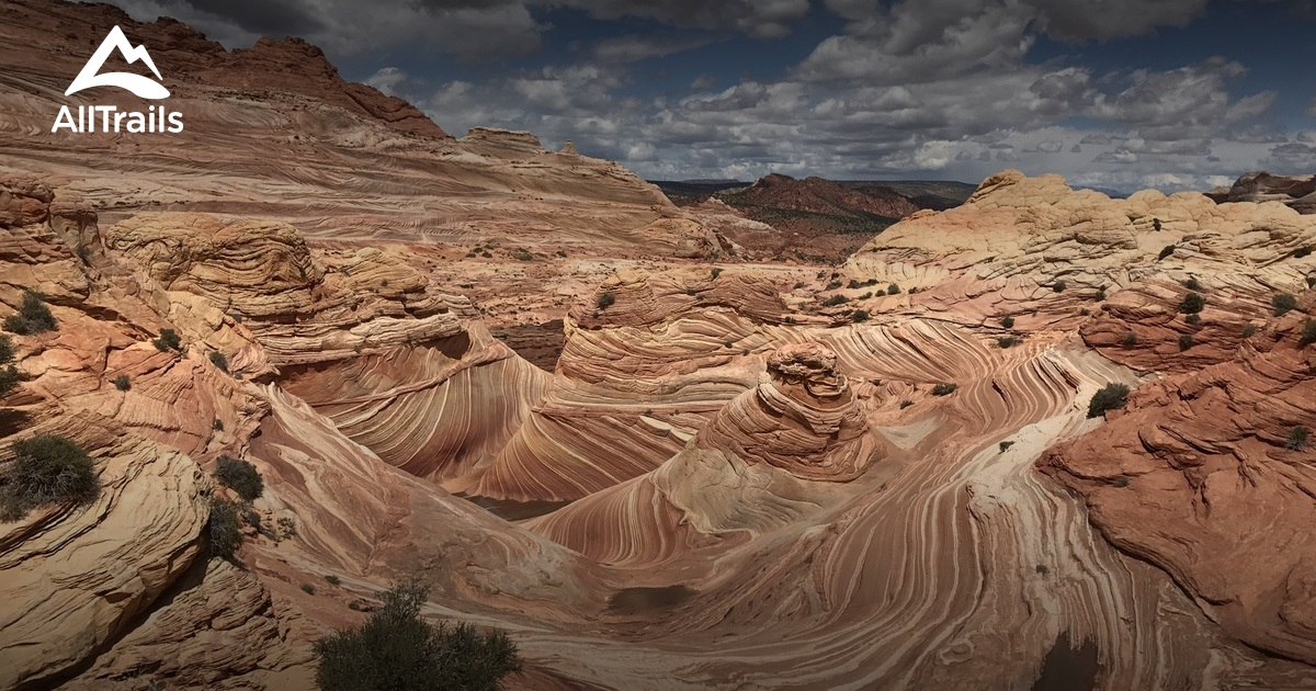 best trails in vermilion cliffs national monument