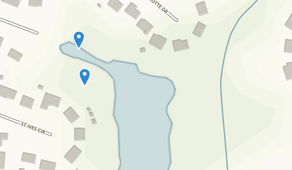 trail locations for Beechlake Park