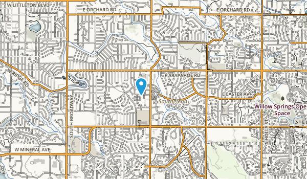 Cherry Knolls Park Map