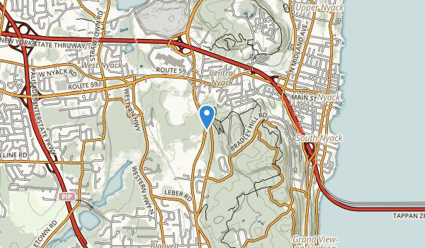 Buttermilk Falls Park Map