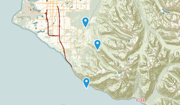 Far North Bicentennial Park Map