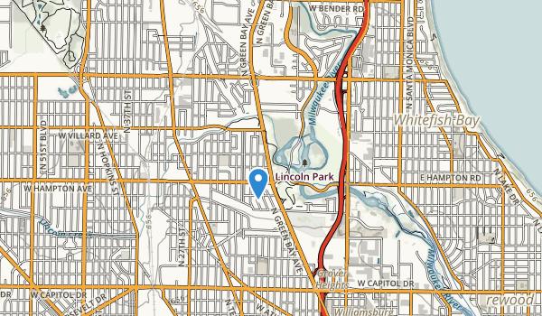 Meaux Park Map