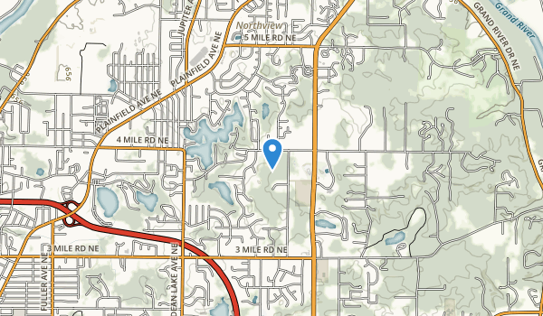 Provin Trails Park Map