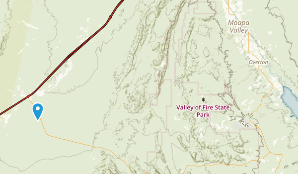 Overton Park Map